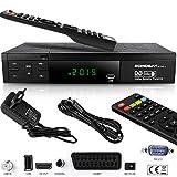 hd-line 20700 Récepteur Satellite numérique HD FTA (DVB-S/DVB-S2, HDMI,...