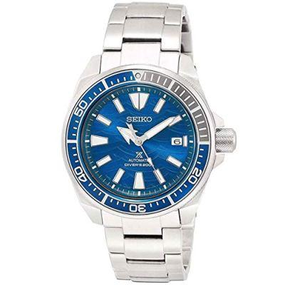 Seiko PROSPEX Diver Stainless Steel Bracelet Men's Watch SRPD23
