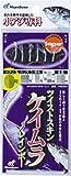 ハヤブサ(Hayabusa) HS303 小アジ専科 ツイストケイムラレインボー 6本鈎   6-1