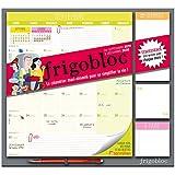 Frigobloc 2020 Mensuel - Calendrier d'organisation familiale par mois (de sept...