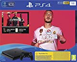 Sony PlayStation 4 Slim 1 To + FIFA 20 + PS Plus 14 jours, Avec 1 manette...
