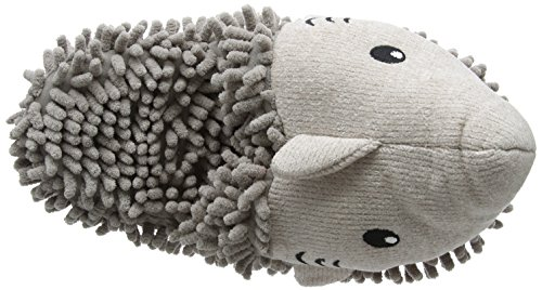 Aroma Home Fuzzy Friends Women's Panda Slipper