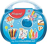 Maped Early Age - Maletín de coloreado