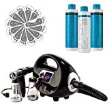 Naked Sun Fascination Spray Tan Machine Kit with St. Tropez...