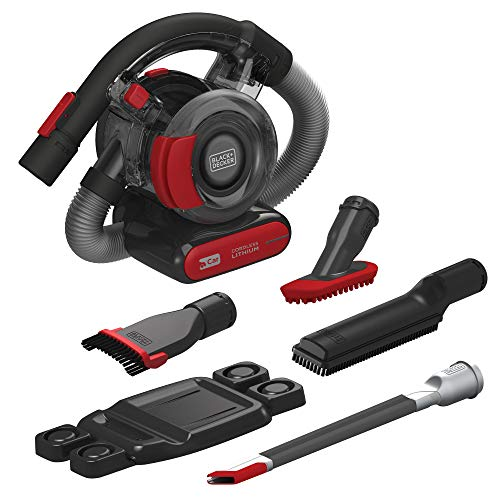 beyond by BLACK+DECKER 20V MAX Handheld Vacuum for Car with Accessory Kit (BDH2020FLAAPB)