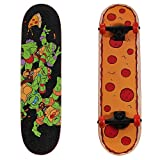 PlayWheels Teenage Mutant Ninja Turtles 28' Skateboard, Radical Pizza