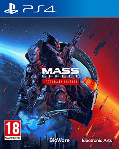 Videogioco Electronic Arts Mass Effect Legendary Edition