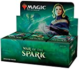 Magic: The Gathering War of The Spark Booster Box | 36 Booster Packs | Planeswalker in Every Pack
