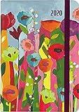 2020 Brilliant Floral Weekly Planner (16-Month Engagement Calendar)
