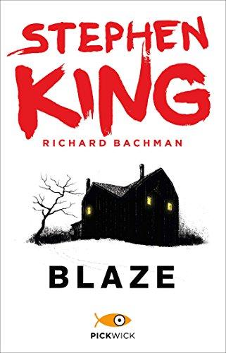 Blaze Book Cover