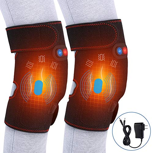 Adjustable Neoprene Knee Support Brace with Basic Open Patella Stabilizer Kneecap Support and Lateral Stabilizers for Workout