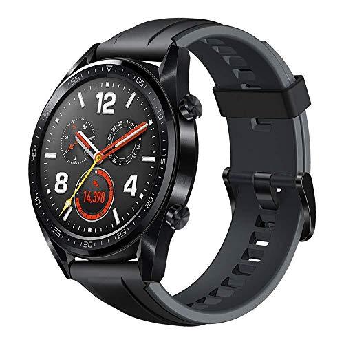 Huawei Watch GT Sport - Reloj (TruSleep, GPS, monitoreo del ritmo...