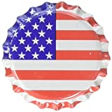 Home Brew Ohio Crown Caps with Oxy-Liner-576 Caps (American Flag),