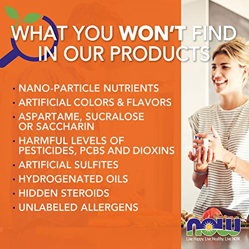 NOW Supplements, Probiotic-10, 25 Billion, with 10 Probiotic Strains, Dairy, Soy and Gluten Free, Strain Verified, 100 Veg Capsules 4