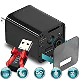 Spy Camera Charger - Hidden Camera - Mini Spy Camera 1080p - USB Charger Camera - Hidden Spy Camera...