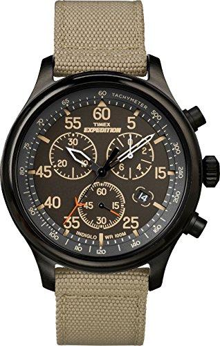 Timex Herren Analog Quarz Uhr mit Kein Armband TW4B10200
