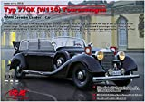 ICM 35533 - 1/35 Typ 770K (W150) Tourenwagen. WWII Leader Car