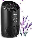 PARTU HEPA Air Purifier - Smoke Air Purifiers for Home with Fragrance Sponge - 100% Ozone Free, Lock...