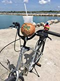 Sejahtera Group New Drink Holder Coconut Cup Beach Cruiser Bicycle GrowaPairofCoconuts