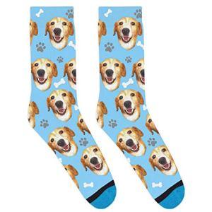 DivvyUp Socks – Custom Dog Socks – Put Your Dog on Socks!