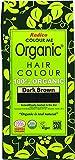 Tinte vegetal orgánico para el cabello
