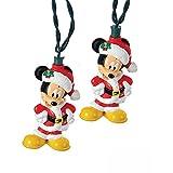 Kurt Adler UL 10 Mickey Mouse Light Set