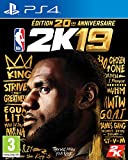 NBA 2K19 20th Anniversary Edition - PS4 (Video Game)