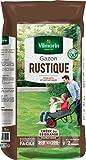 Vilmorin 4460416 Gazon Rustique, Vert, 5...