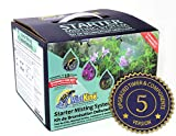 MistKing 5th Generation Starter Misting System for Patio Rooms Cooling, Terrariums and Green Houses (MKMSS5-8pk)
