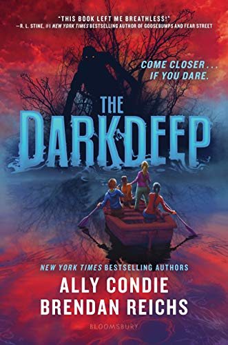 The Darkdeep by [Ally Condie, Brendan Reichs]