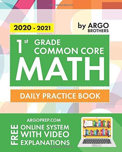 1st Grade Common Core Math: Daily Practice Workbook   1000+...