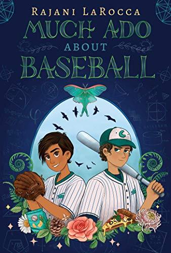 Much Ado About Baseball by [Rajani LaRocca]