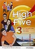 High five. Student's book-Workbook-Exam trainer. Per la Scuola media.  Con e-book. Con espansione online: High five. Student's ... Con ... Con Open Book. Con  [Lingua inglese]: 3
