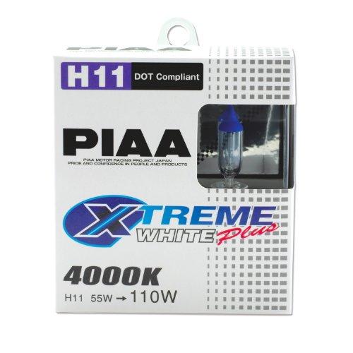 PIAA 15211 H11 Xtreme White Plus