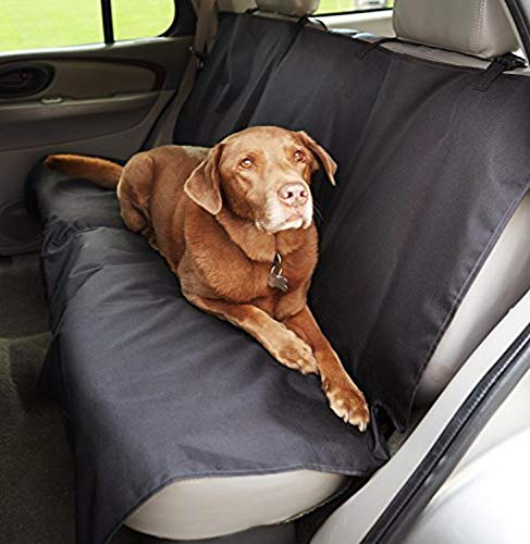10. AmazonBasics Seat Cover for Pets