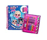 l.O.l surprise Livre de coloriage + Stickers