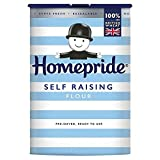 Contains Gluten Contains Wheat 1kg - (2.2 lbs) Homepride *Please not Best Before/Expiration UK is DD/MM/YYYY 8-12 DAYS DELIVERY