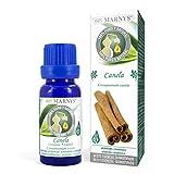 MARNYS Aceite Esencial Canela 100% Puro Quimiotipado 15ml