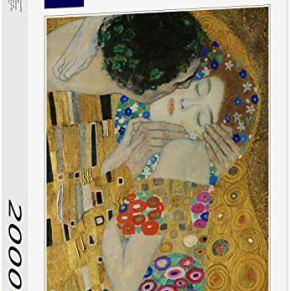 Lais Puzzle Gustav Klimt - El Beso - Detalle 2000 Piezas