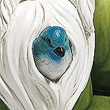 Design Toscano Gartenzwerg Zen, Maße: 24 x 12.5 x 20.5 cm 0.5 kg - 5