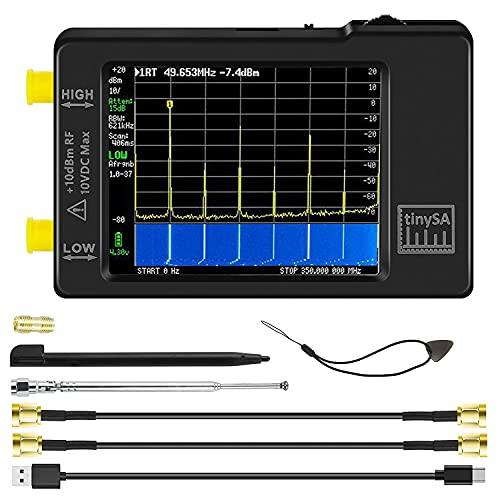 Portable tinySA Spectrum Analyzer - AURSINC Hand...