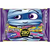 Ferrara Candy Company Candy Variety Bag, SweeTARTS, Gobstopper & Laffy Taffy, 290 Count, 80 oz (Grocery)