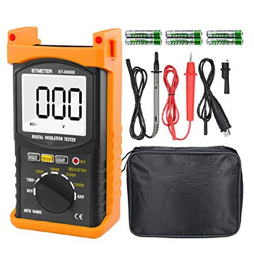 Digital Insulation Resistance Tester, BTMETER BT-6688B