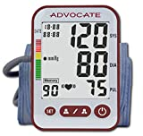 Advocate Arm Blood Pressure Monitor, X-Large, 26 Ounce