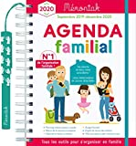 Agenda familial Mémoniak 2019-2020