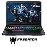 Acer Predator Helios 300 Gaming Laptop, Intel Core i7-9750H, GeForce GTX 1660 Ti,...