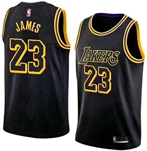 Trikot, NO.23 Lakers, Basketballspieler-Trikot, Atmungsaktive Und Abriebfeste Stickerei, Jungen Männer Fans Trikot