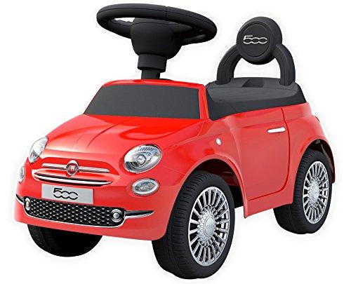 FIAT公認 足けり乗用玩具 フィアット500 FIAT500 足けり玩具 ST基準適合検査合格 (レッド)