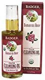 Badger, Face Cleansing Oil Damascus Rose Organic, 2 Ounce