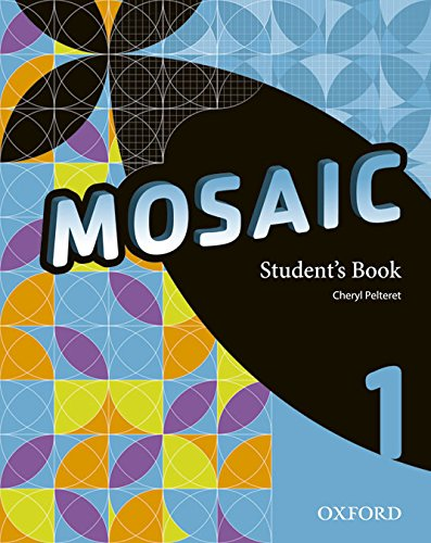 Mosaic 1. Student's Book - 9780194666107